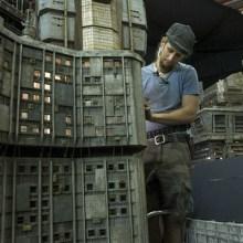 les plateaux miniatures de Blade Runner 2049