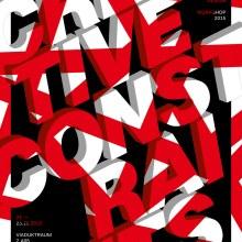 7247 posters typo/graphiques, par un collectif de 408 auteurs