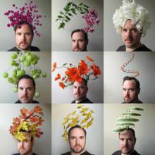 Les extravagants têtes-à-têtes fleuris de Joshua Werber