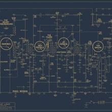 Des styles de musique très précisément cartographiés façon blueprint
