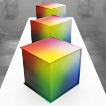 RGB Colorspace Atlas, toutes les couleurs RGB imprimées