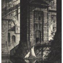 Les gravures nerveuses aux lumières ciselées de Gérard Trignac