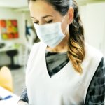 Schutz covid-19 im Zahntechnischen Labor