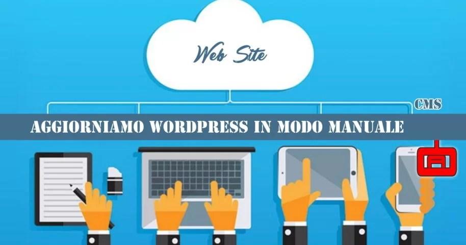 Aggiornamento Manuale Wordpress | Laborabyte