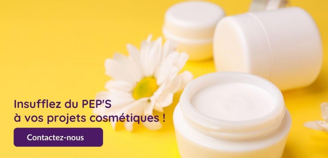 Insufflez du pep's à vos projets cosmétiques