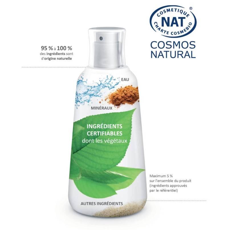 Composition d'un cosmétique naturel