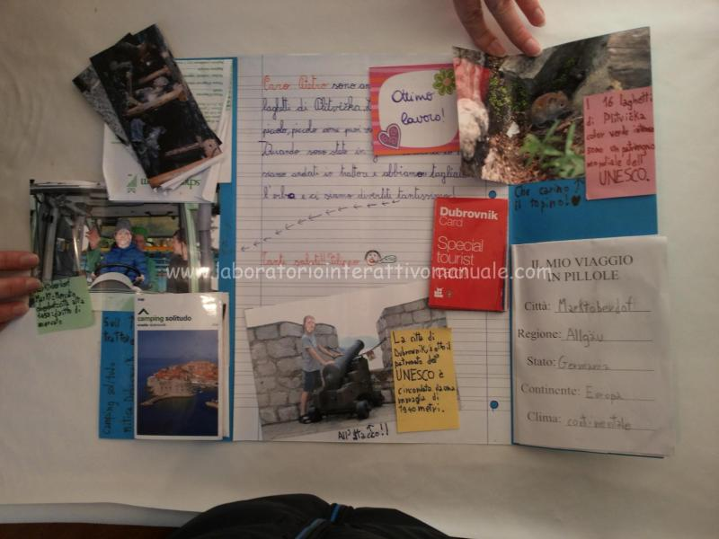 lapbook la mia estate