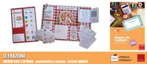 lapbook frazioni