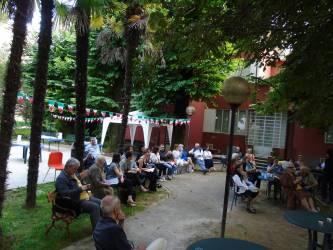 Poeti alla Baschiera – 18 giugno, saggio del Corso di Poesia