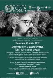 Tizano Fratus a Monza – 23 aprile