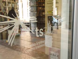 TS360 srl – Tržaško knjižno središče – Trieste