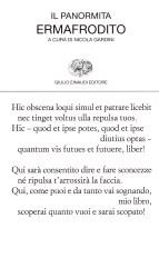 Ermafrodito – Il Panormita
