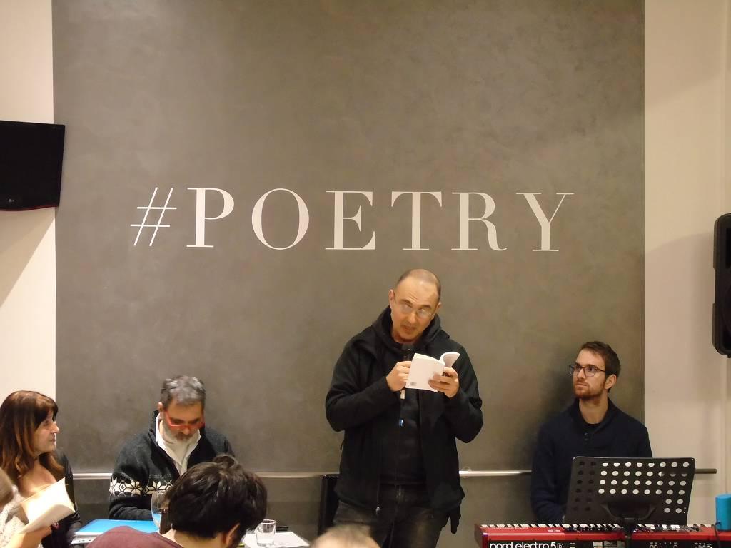 Presentazione dell'Antologia di Laboratori Poesia 12