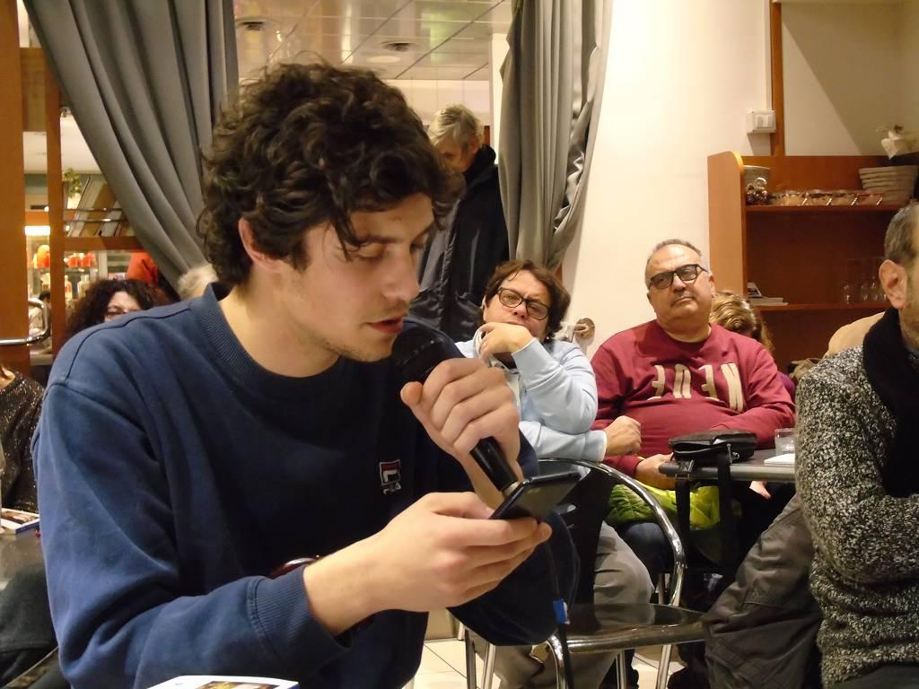 Presentazione dell'Antologia di Laboratori Poesia 20