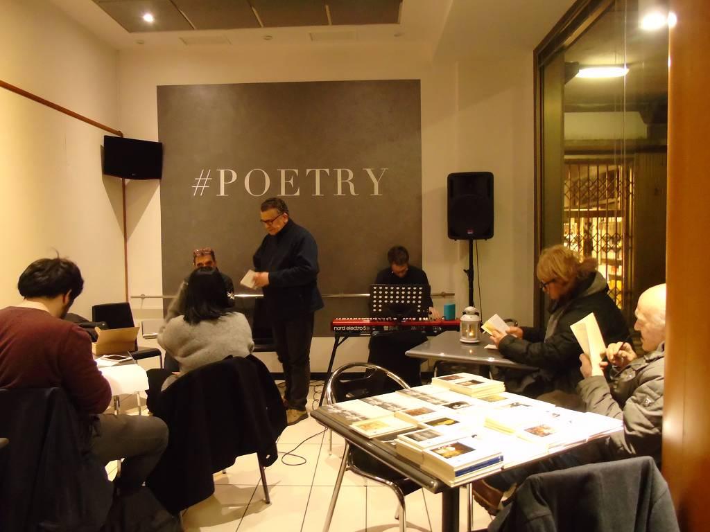 Presentazione dell'Antologia di Laboratori Poesia 2