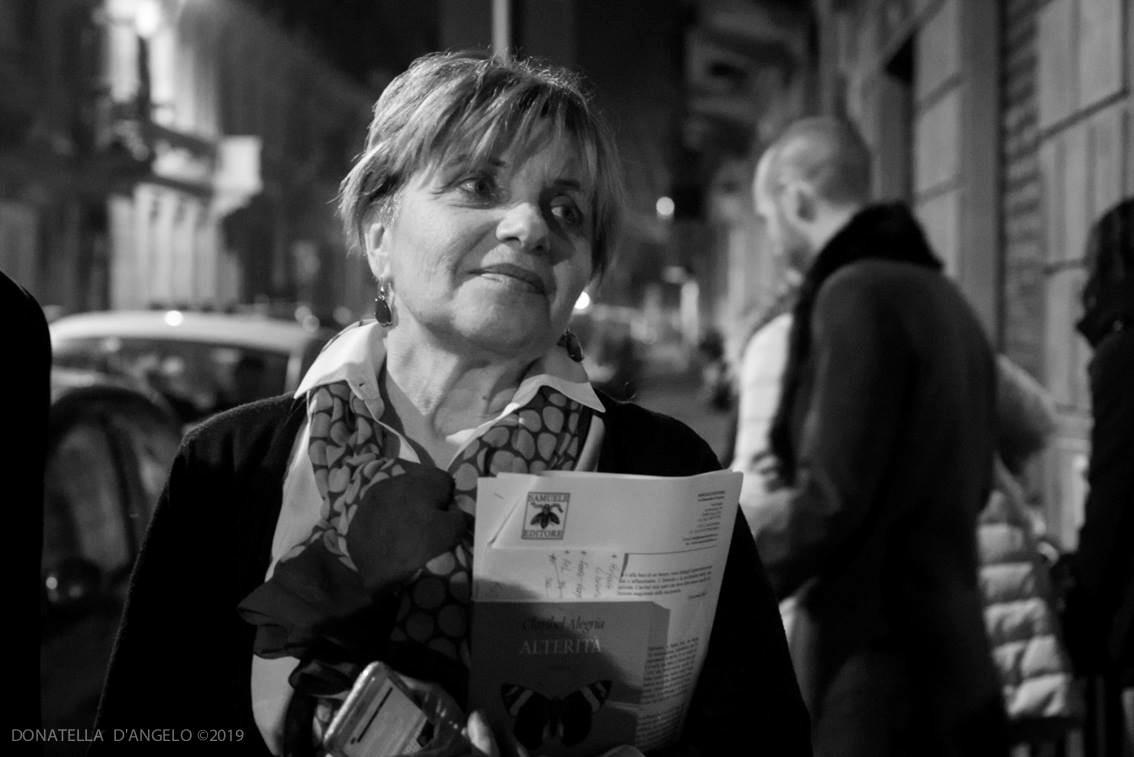 LA LEZIONE UMANA E POETICA DI CLARIBEL ALEGRÍA - 25 gennaio, Milano 54