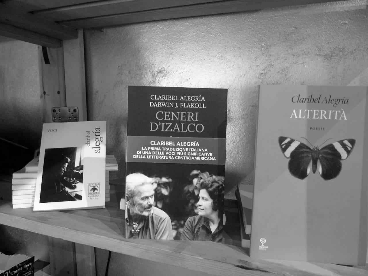 LA LEZIONE UMANA E POETICA DI CLARIBEL ALEGRÍA - 25 gennaio, Milano 6