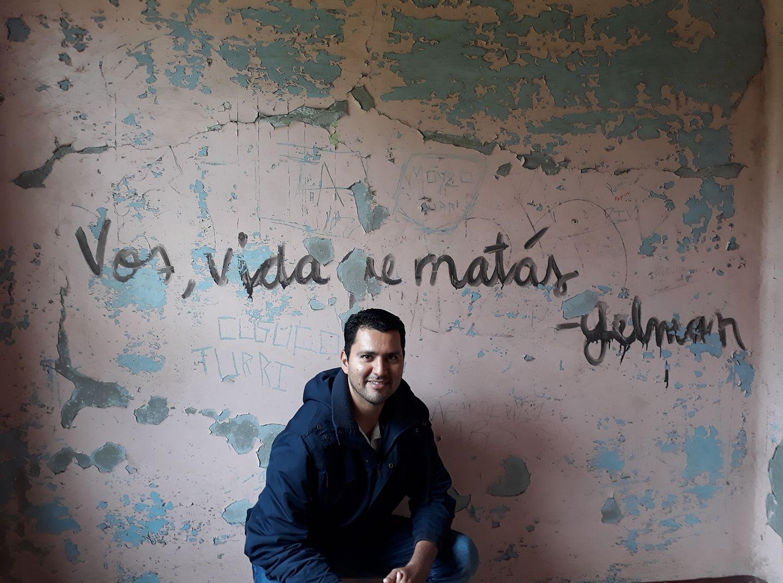Juan Carlos Olivas (Costa Rica)
