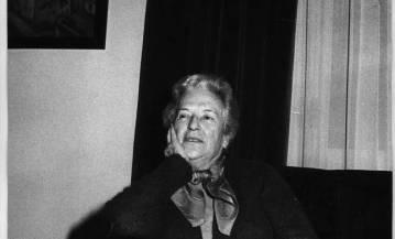Carmen Conde Abellán (Cartagena 1907- Madrid 1996)