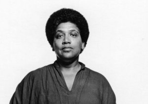 Audre Lorde (USA 1936 - 1992)