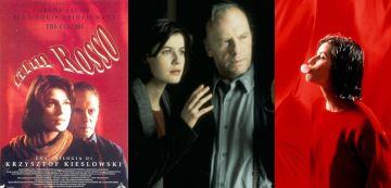 Film rosso – Krzysztof Kieslowskiai