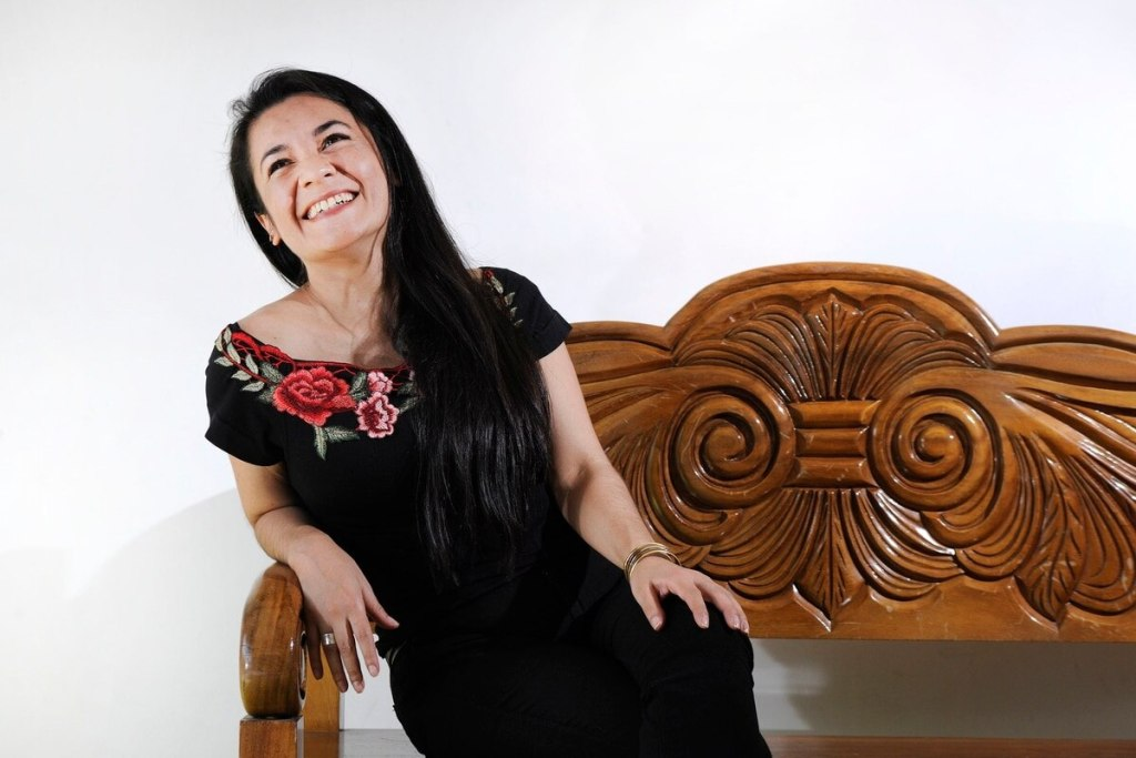 Alejandra Solórzano (Guatemala) - ita/espa