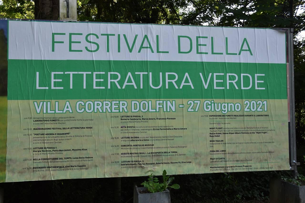 Festival della Letteratura Verde 2021 13