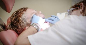 Die Behandlung eines abgebrochenen Zahnes