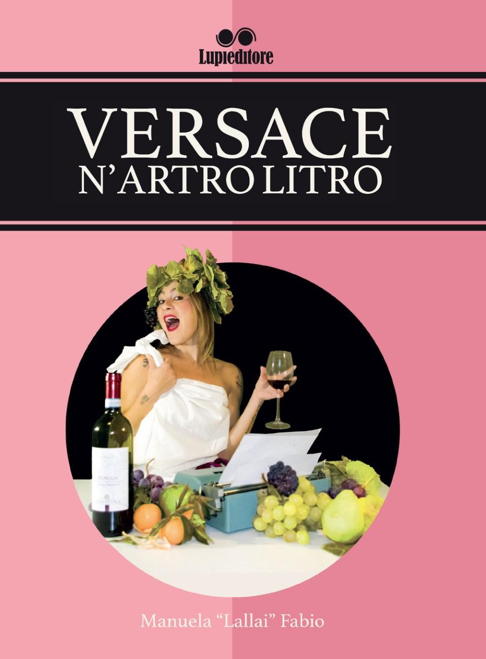 Versace n'artro litro Book Cover