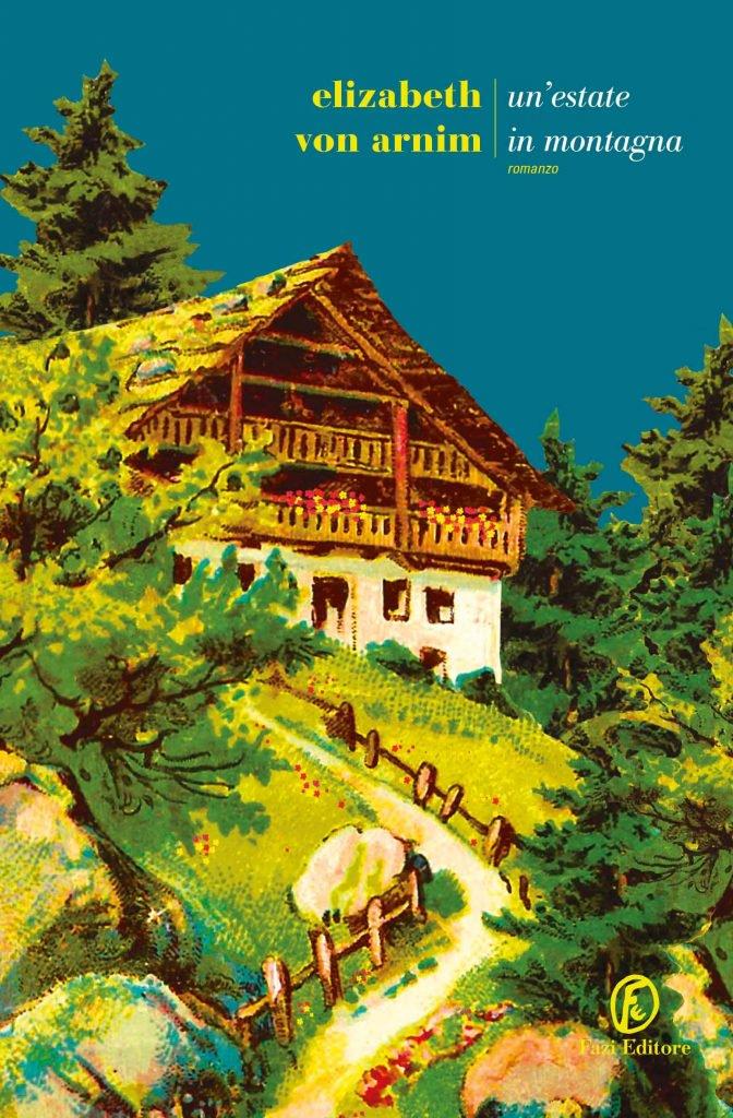 Un estate in montagna Book Cover