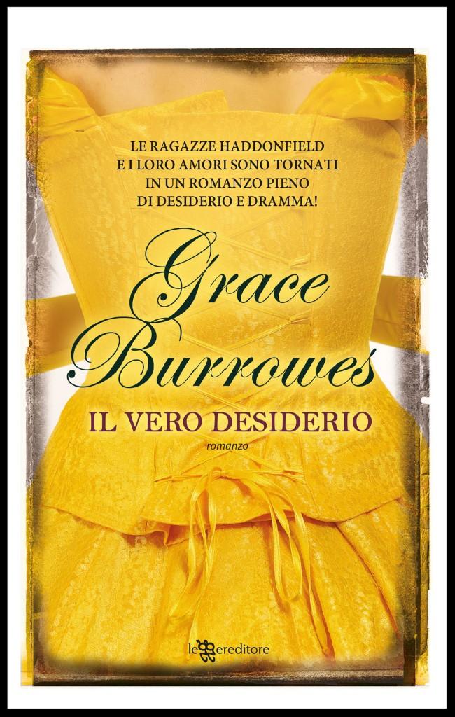 Il vero desiderio Book Cover
