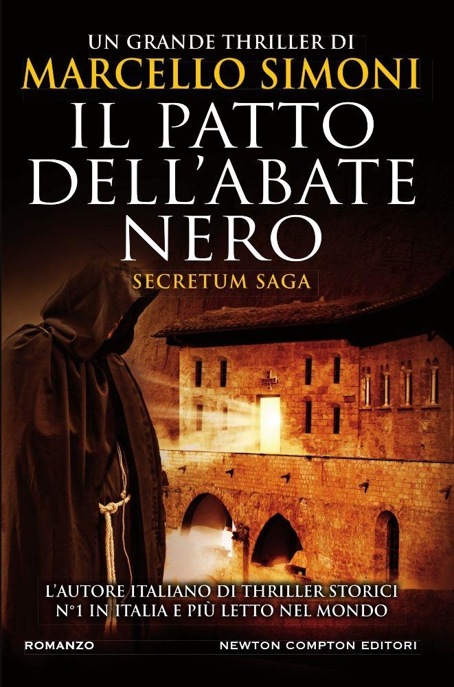 Il patto dell'abate nero Book Cover