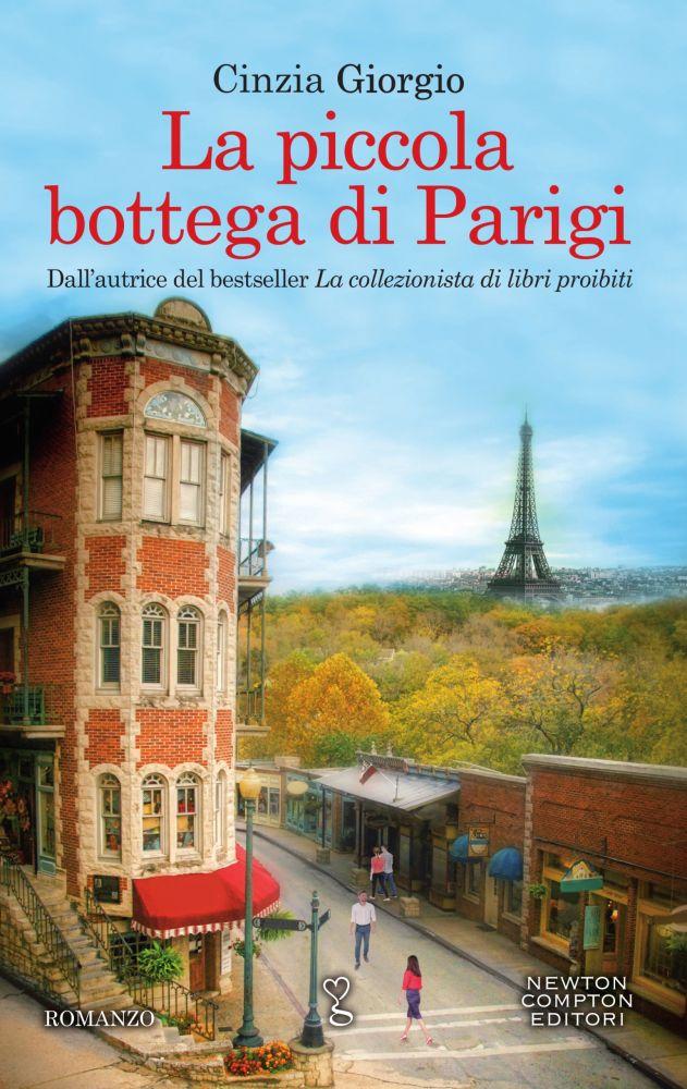 La piccola bottega di Parigi Book Cover