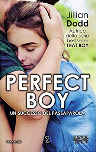 Perfect boy Book Cover