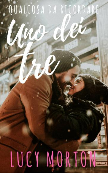 Uno dei tre Book Cover