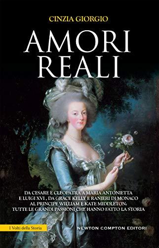 AMORI REALI Book Cover