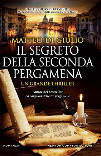 IL SEGRETO DELLA SECONDA PERGAMENA Book Cover