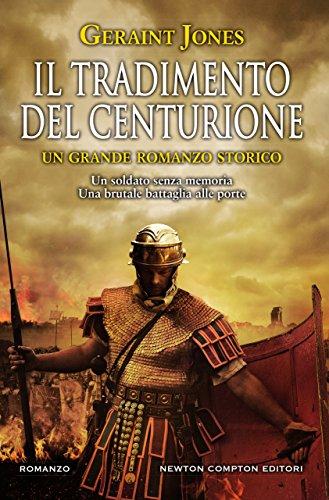IL TRADIMENTO DEL CENTURIONE Book Cover