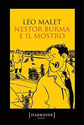 NESTOR BURMA E IL MOSTRO Book Cover