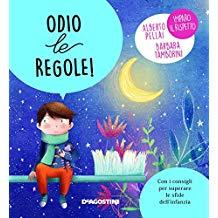 ODIO LE REGOLE Book Cover