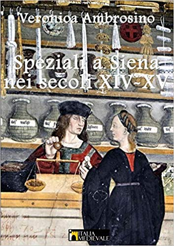 Speziali a Siena nei secoli XIV-XV Book Cover