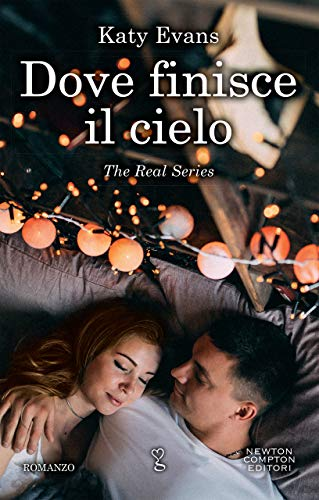 DOVE FINISCE IL CIELO Book Cover