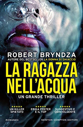 LA RAGAZZA NELL'ACQUA Book Cover