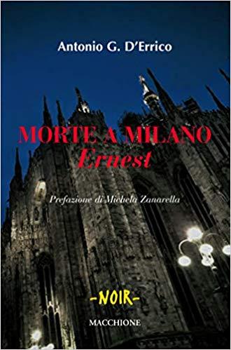 MORTE A MILANO. ERNEST Book Cover