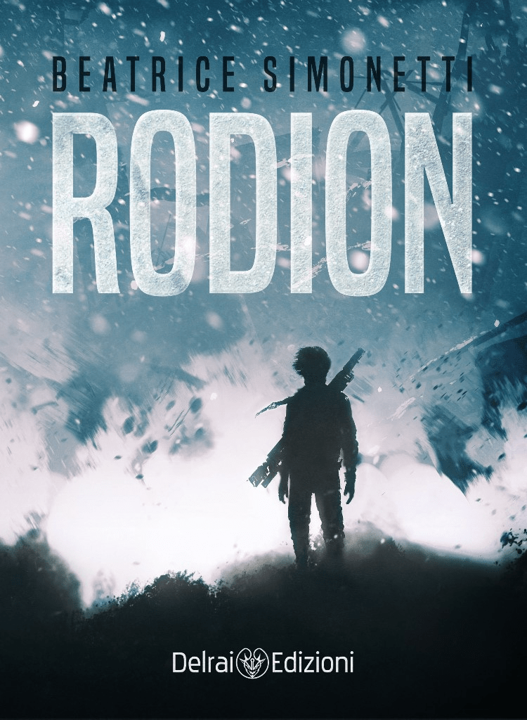 RODION Book Cover