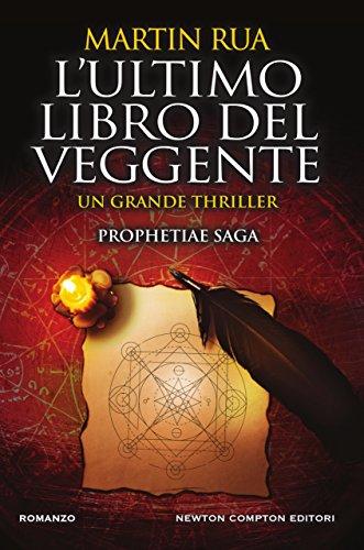 L'ultimo libro del veggente Book Cover