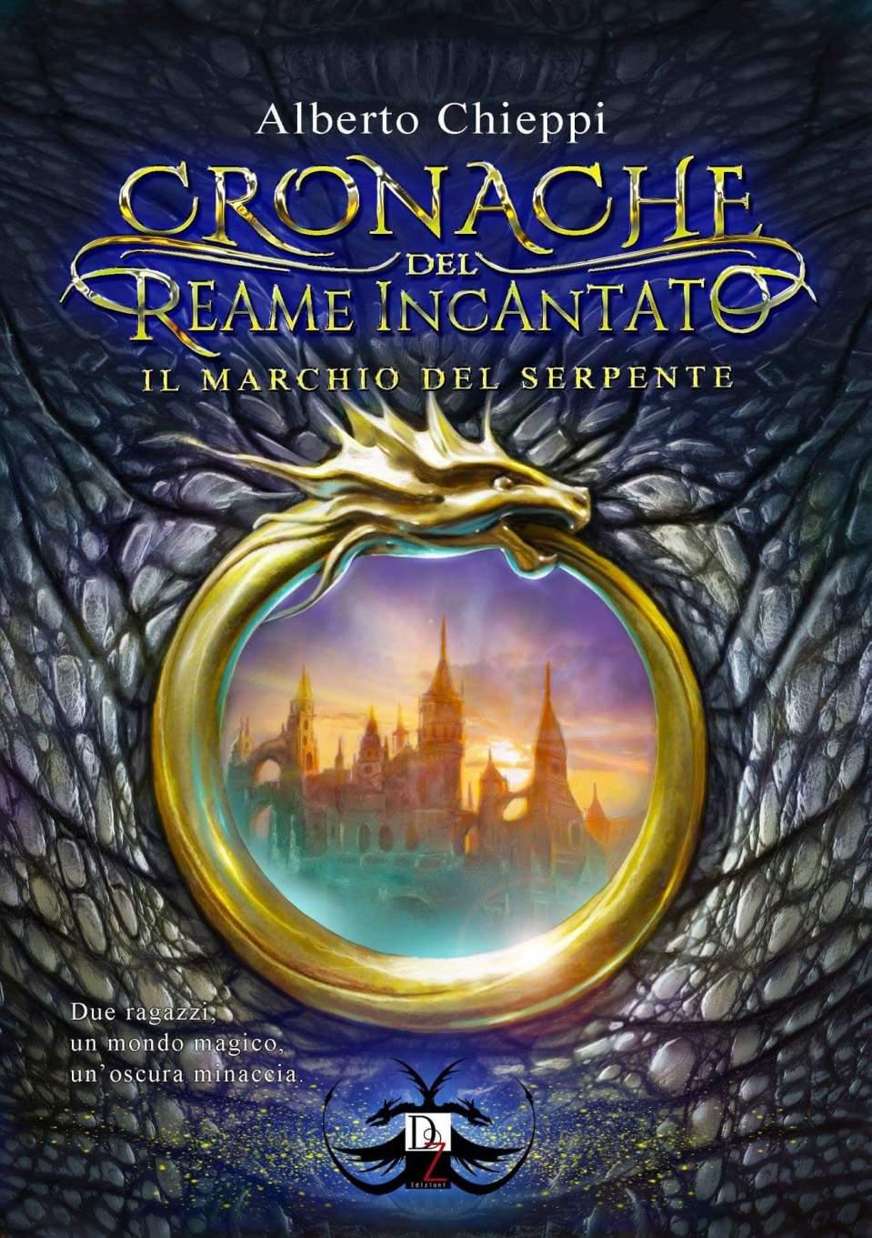 Il marchio del Serpente Book Cover