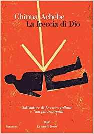 FRECCIA DI DIO Book Cover