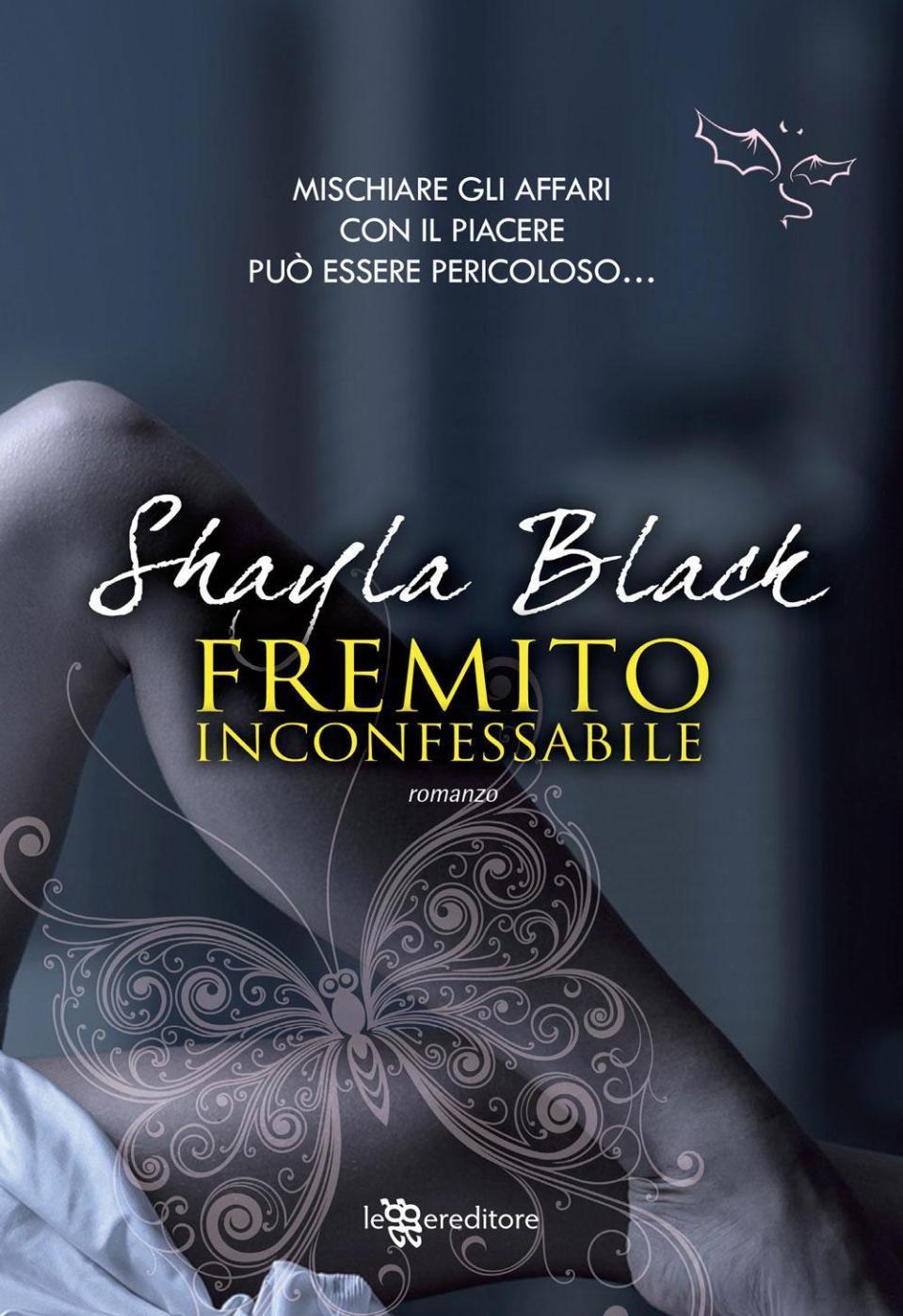 FREMITO INCONFESSABILE Book Cover
