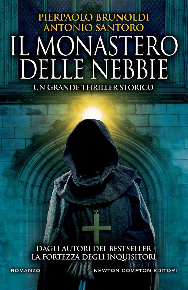Il monastero delle nebbie Book Cover